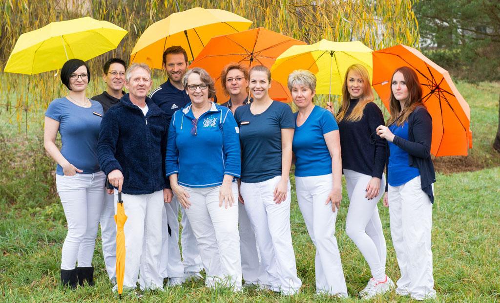Physiotherapie Kliem - das Team